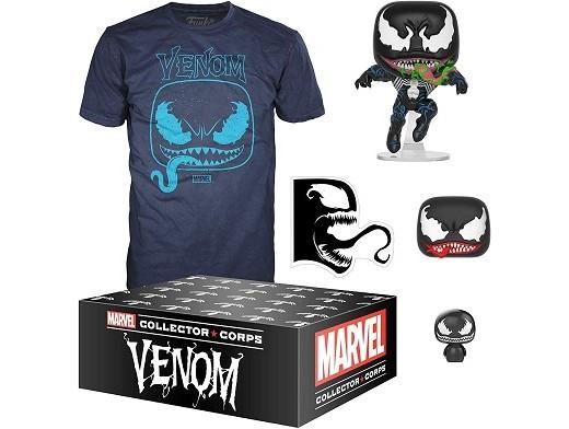 Funko Marvel Collector Corps Box Venom