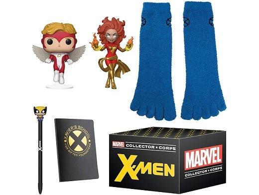Funko Marvel Collector Corps Box X-Men