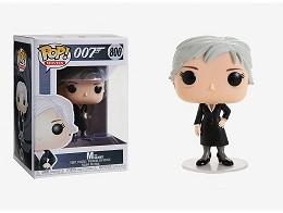 Figura Pop! Movies: James Bond - M (Goldeneye)