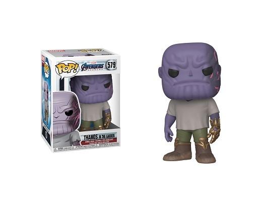 Figura Pop: Avengers Endgame - Thanos (garden)