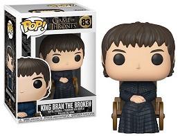Figura Pop! Game of Thrones - King Bran the Broken