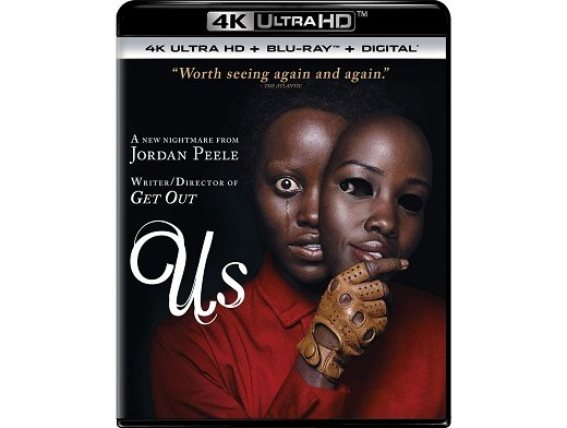 Us 4K Blu-Ray