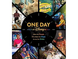 One Day at Disney (ING) Libro