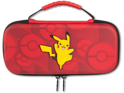 PowerA Pokémon Protection Case Pikachu NSW
