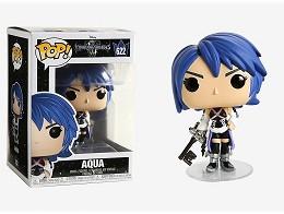 Figura Pop: Kingdom Hearts III - Aqua
