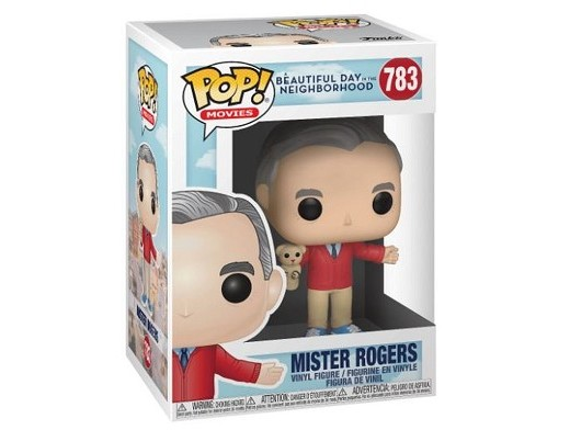 Figura Pop: A Beautiful Day in the N. - Mr. Rogers