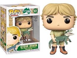 Figura Pop: TV - Steve Irwin Crocodile Hunter