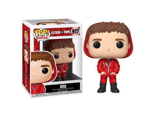 Figura Pop Television: Money Heist - Río