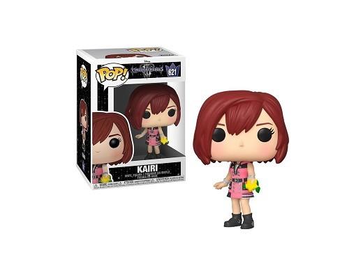 Figura Pop: Kingdom Hearts III - Kairi (w/ fruit)