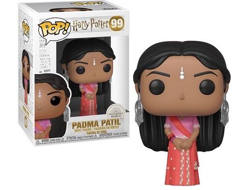 Figura Pop: Harry Potter - Padma Patil (Yule)