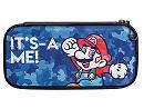 Camo Slim Travel Case PDP Super Mario Edition