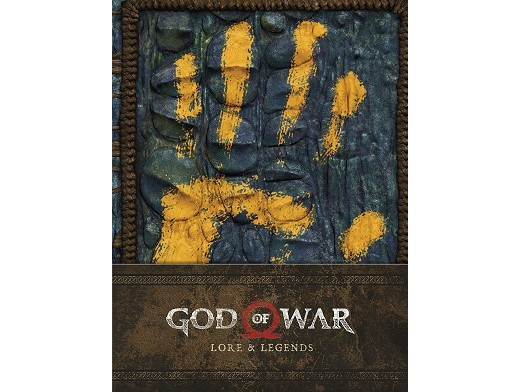 God of War: Lore and Legends (ING) Libro