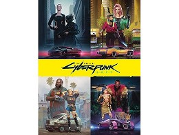The World of Cyberpunk 2077 (ING) Libro