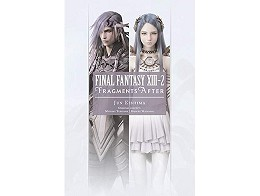 Final Fantasy XIII-2: Fragments After (ING) Libro