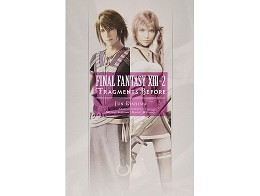 Final Fantasy XIII-2: Fragments Before (ING) Libro
