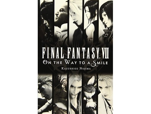 Final Fantasy VII: Way to a Smile (ING) Libro