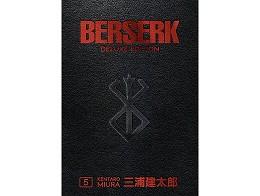 Berserk Deluxe Volume 5 (ING/HC) Comic