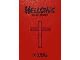 Hellsing Deluxe Volume 1 (HC/ING) Comic