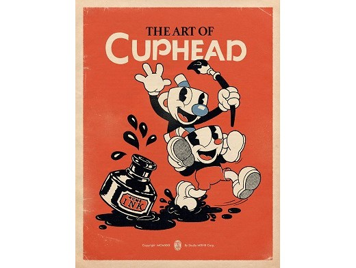 The Art of Cuphead (ING) Libro