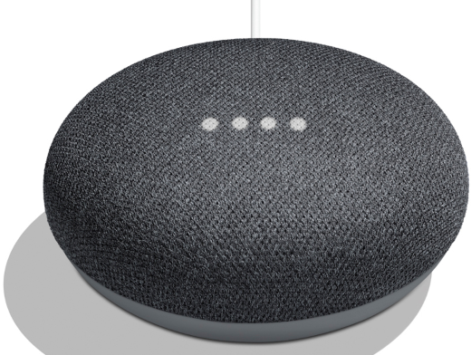 Google Home Mini Charcoal