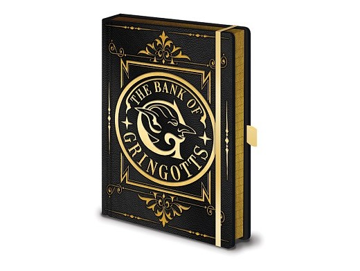 Libreta Premium Harry Potter: Gringotts