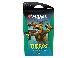MTG Theros Beyond Death - Theme Booster Green