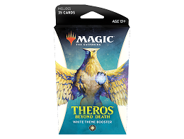 MTG Theros Beyond Death - Theme Booster White