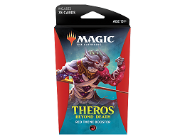 MTG Theros Beyond Death - Theme Booster Red