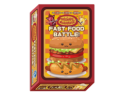 Catchup and Mousetard: Fast Food Battle! - JDM