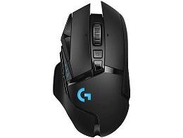 Mouse Logitech Gaming G502 Lightspeed Wireless