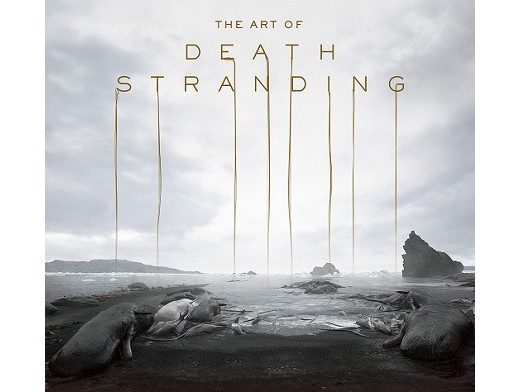 The Art of Death Stranding (ING) Libro