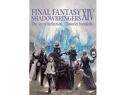 FFXIV Shadowbringers Art of Reflection (ING) Libro
