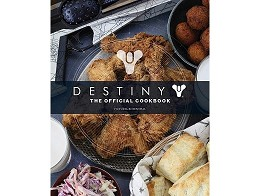 Destiny: The Official Cookbook (ING) Libro