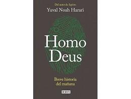Homo Deus: Breve historia del mañana (ESP) Libro
