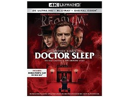 Doctor Sleep 4K Blu-ray
