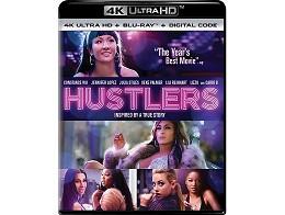 Hustlers 4K Blu-ray