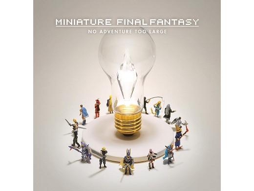 Miniature Final Fantasy (ING) Libro