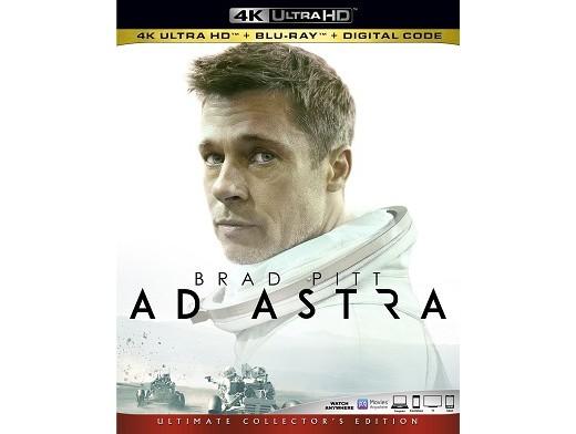 Ad Astra 4K Blu-ray