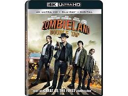 Zombieland: Double Tap 4K Blu-ray