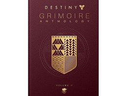 Destiny Grimoire Anthology, Vol. II (ING) Libro