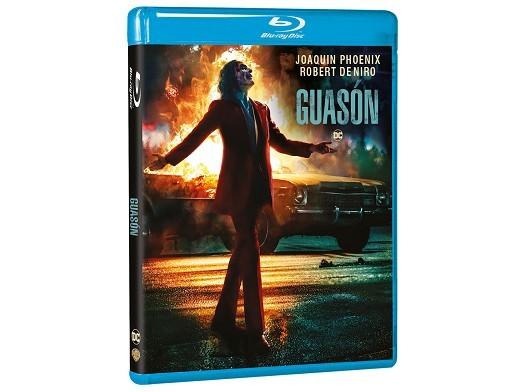 Guasón Blu-Ray (latino)