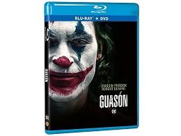 Guasón Blu-Ray + DVD (latino)