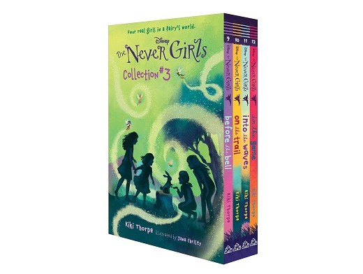 The Never Girls Collection #3 (ING) Libro