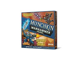 Munchkin Warhammer 40.000 - Juego de mesa