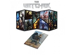 The Witcher - Pantalla del master (juego de rol)