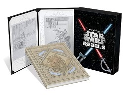 Art of Star Wars Rebels Limited Ed. (ING) Libro
