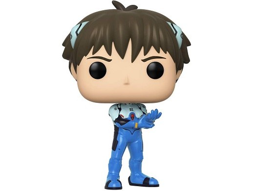 Figura Pop! Animation: Evangelion - Shinji