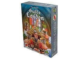 Guilds of London (en español) - Juego de mesa