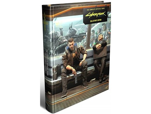 Cyberpunk 2077: Official Guide CE (ING) Libro