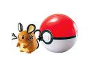 Pokémon Clip & Carry Dedenne & Poke Ball